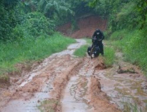 Tanzanya'da zor yollar