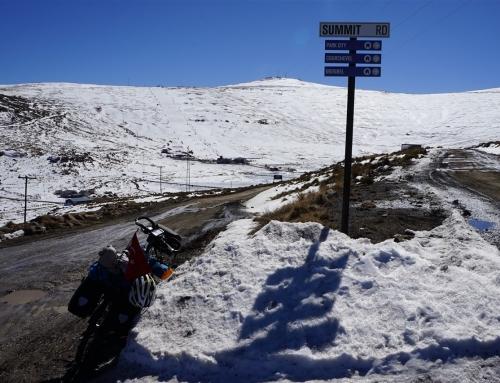 Afrika'da kayak merkezi var desem?